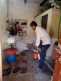 डेंगू मरीजों की संख्या बढ़कर हुई 152, सर्वे टीम को सहयोग करने की अपील