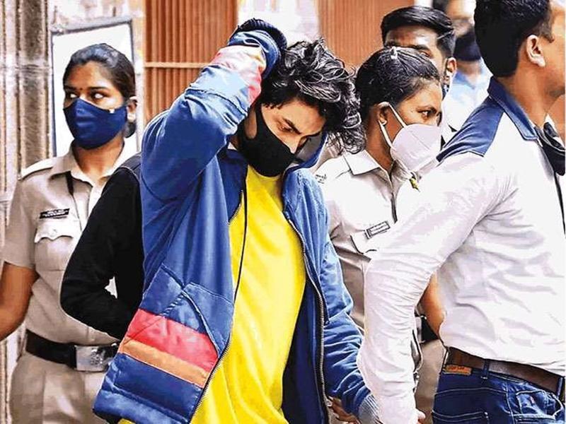 Mumbai Cruise Drug Case: अब कैदी नंबर 956 हैं आर्यन खान, 20 अक्टूबर तक खानी होगी जेल की रोटी