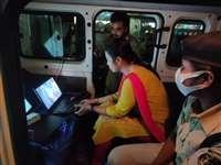 CCTV Mobile Van: दुर्गा विसर्जन: बदमाशों पर रहेगी तीसरी नजर, पुलिस को तुरंत मिलेगा फुटेज