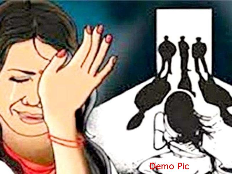 Crime in Madhya Pradesh: शिवपुरी जिले के जंगल में पति को बंधक बनाकर पत्नी से सामूहिक दुष्कर्म