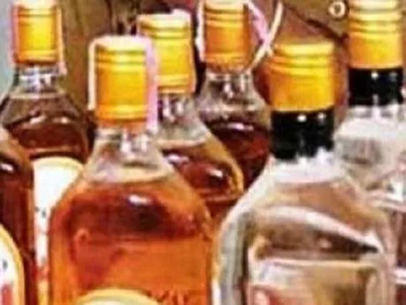 Bhopal Crime News: हरियाणा से ट्रेन से लेकर आ रहे थे शराब, दो गिरफ्तार