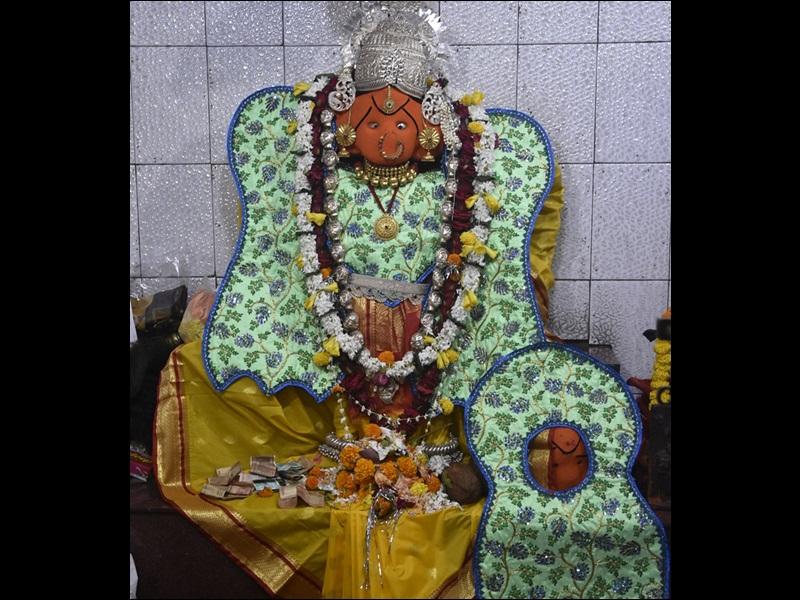 Navratri 2021: दशहरा पर एक ही दिन खुलता है कंकाली मठ, पहले मठ में विराजित थीं मां कंकाली