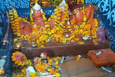 पाकिस्तान के बाद धामनोद में हैं मां हिंगलाज माता का दूसरा मंदिर