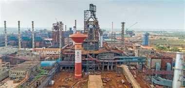 NMDC In Jagdalpur News: नगरनार स्टील प्लांट में अनुबंधित कर्मियों की सेवा बढ़ाई दो साल