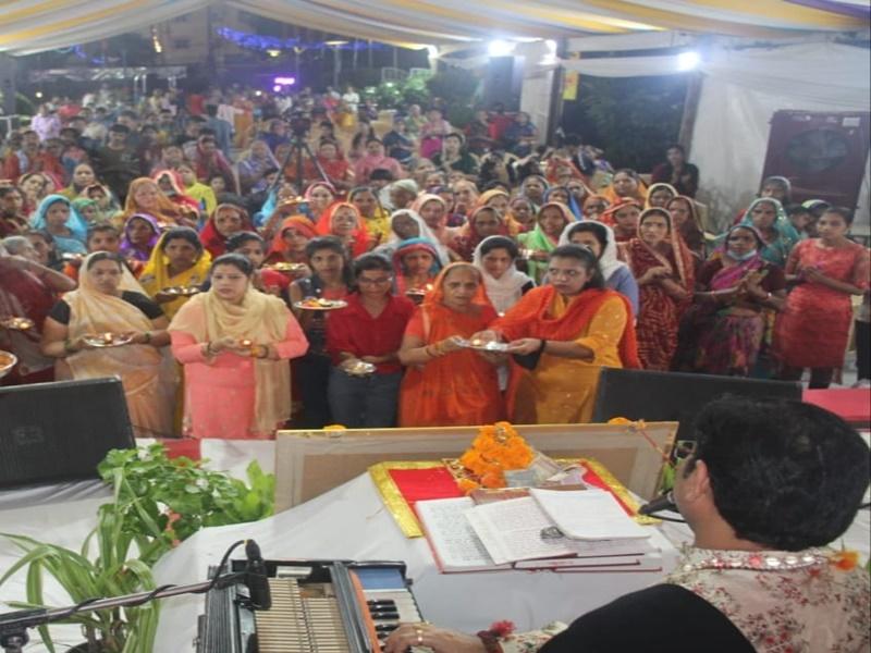 Indore News: प्रतिदिन करे ईश्वर का स्मरण, सबके लिए रखे कल्याण का भाव
