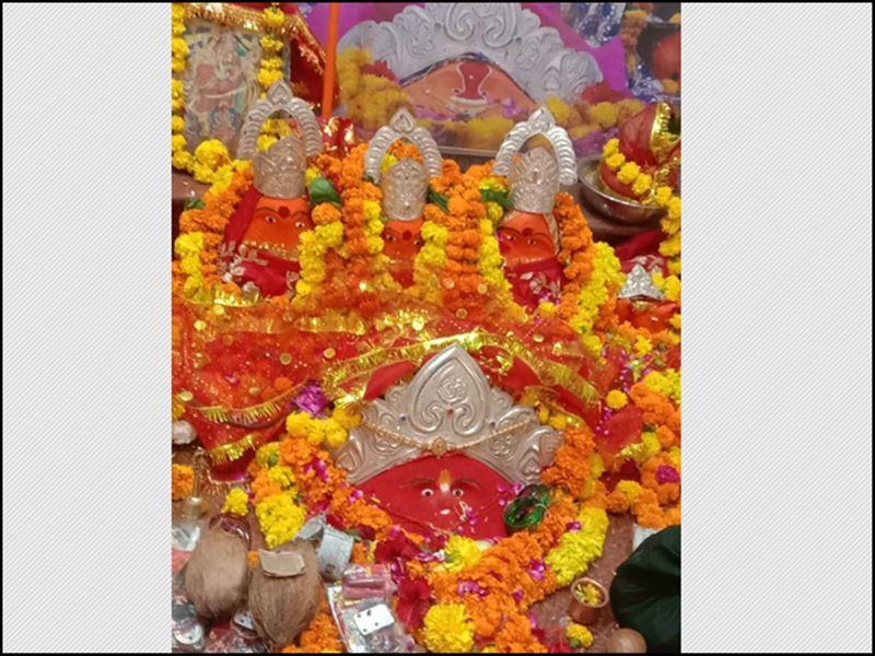 Chhaigaon Devi Renuka Mata: छैगांव देवी में विराजित रेणुका माता, कुलदेवी के रूप में पूजते हैं समाजजन