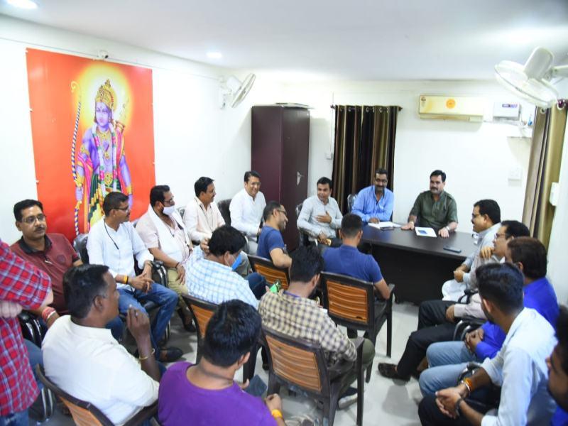 Bhopal News: : शहर में कई समितियां सांकेतिक रूप से करेंगी रावण के पुतले का दहन