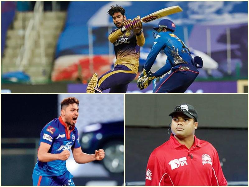 IPL में कर रहे कमाल इंदौर के वेंकटेश अय्यर और आवेश खान, नितिन मेनन भी अंपायरिंग में पीछे नहीं