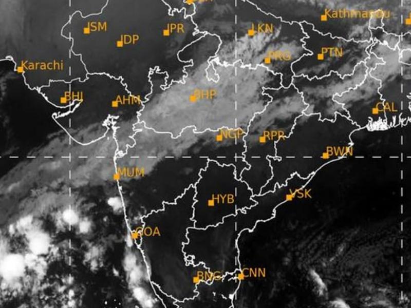 Weather News: बंगाल की खाड़ी में बन रहा कम दबाव का क्षेत्र, 16 से 19 अक्टूबर तक छत्तीसगढ़ में बारिश के आसार