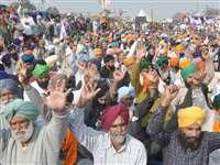 Kisan Protest: आक्रोश में गौण हुए आवश्यक मुद्दे: आर विक्रम सिंह