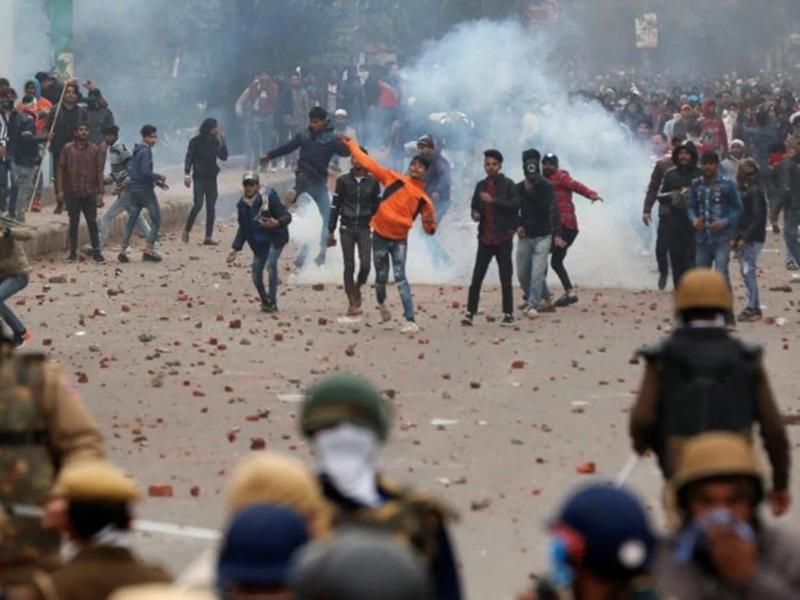 दिल्ली हिंसा के दौरान खुफिया अधिकारी की हत्या के मामले में 5 अन्य गिरफ्तार