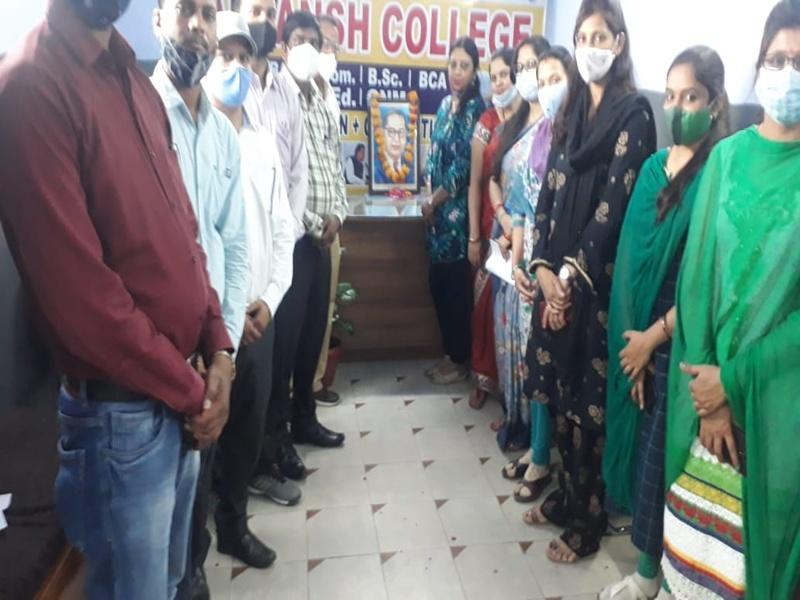 Gwalior Ambedkar Jayanti News:19 वार्डों में मनाई आंबेडकर जयंती, 2100 लोगों को किया सम्मानित