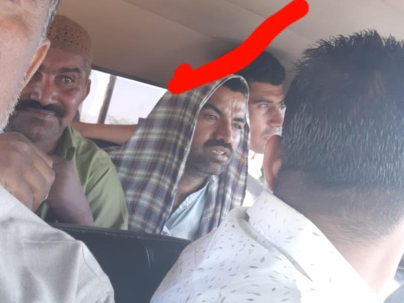 Rajasthan: फलोदी जेल से भागे दो और शातिर कैदी गिरफ्तार, पाकिस्तान भागने की फिराक में था अपराधी