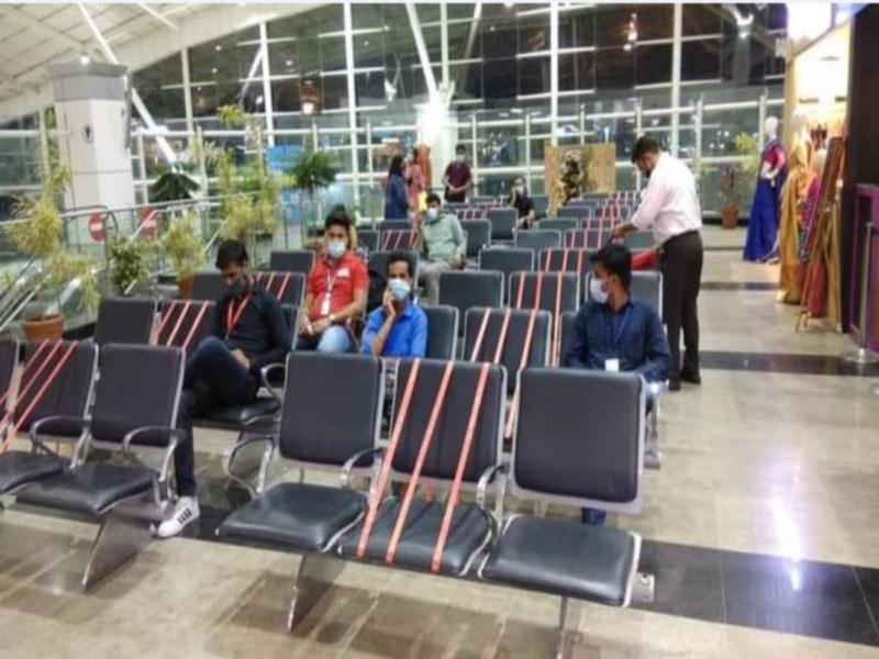 Bhopal Aviation News: कोरोना के कारण राजा भोज एयरपोर्ट पर पसरा सन्नाटा, एयरलाइंस को नहीं मिल रहे यात्री