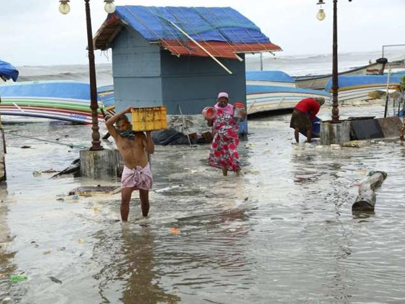 Cyclone Tauktae Updates: कोझिकोड में भारी बारिश, IMD ने 5 राज्यों के लिए जारी किया अलर्ट