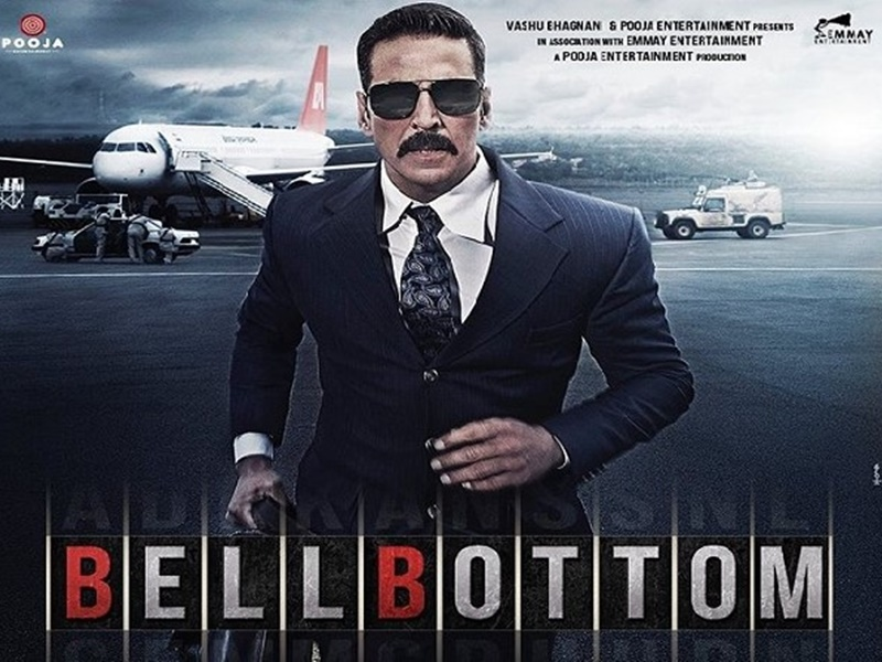 फिल्म 'बेलबॉटम' का इंतजार खत्म, 27 जुलाई को थियेटरों में रिलीज होगी अक्षय कुमार की ये Spy Thriller