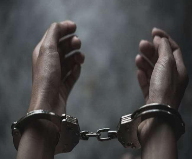 महिला पर जानलेवा हमले के आरोपित दंपती व पुत्र गिरफ्तार, जेल भेजा