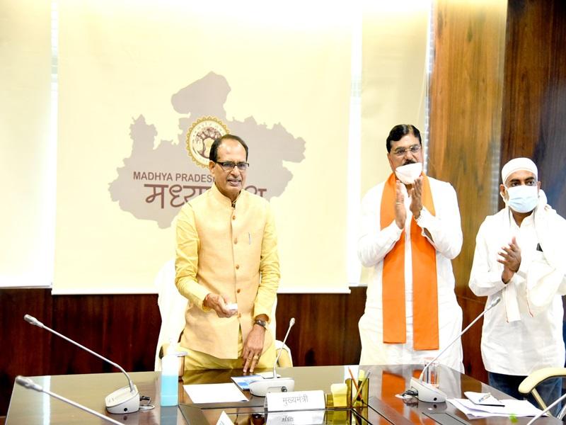 Madhya Pradesh News: मूंग में किसान को नुकसान नहीं होने देंगे - मुख्यमंत्री शिवराज सिंह चौहान