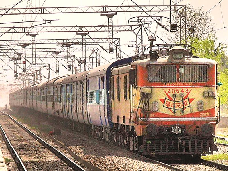Gwalior Railway News: शताब्दी एक्सप्रेस 17 से दौड़ेगी पटरी पर, समय बदला