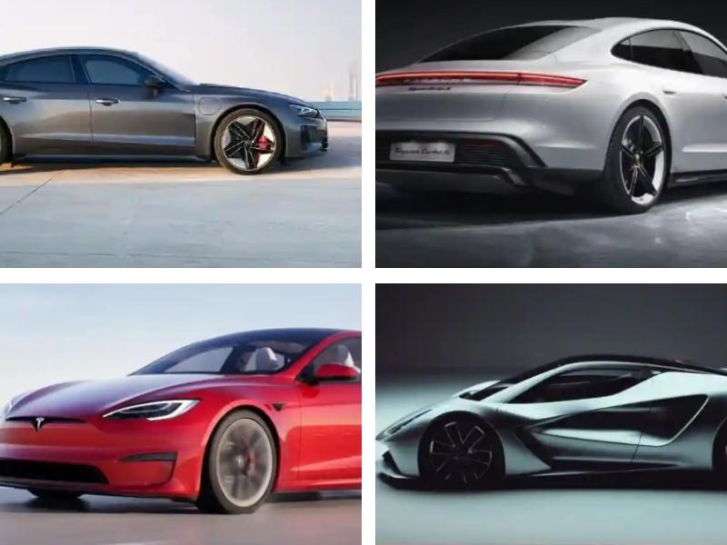 Fastest Electric Cars: ये हैं दुनिया की 5 सबसे तेज इलेक्ट्रिक कारें, चीन यहां भी टॉप पर