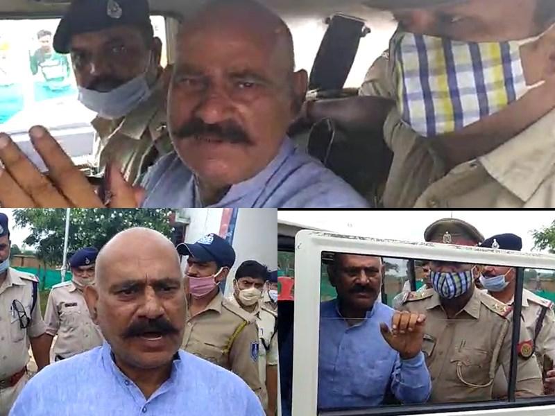 MLA Vijay Mishra : विधायक विजय मिश्रा ने जताई एनकाउंटर की आशंका, आगर से ले गई बदोही पुलिस