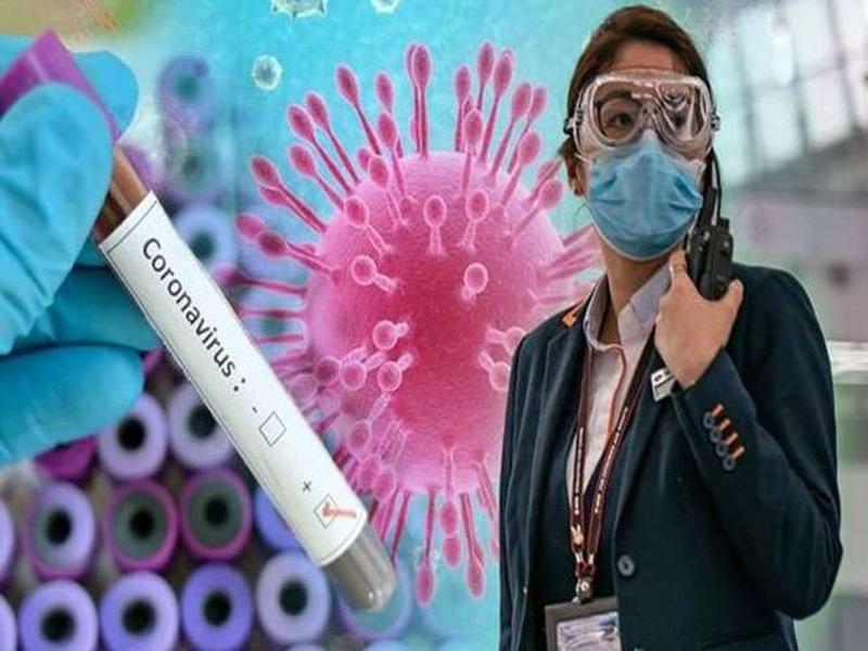 Coronavirus Madhya Pradesh News : मध्य प्रदेश में कोरोना के 796 नए मरीज, एक दिन में 16 की मौत