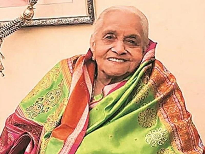 पूर्व राष्ट्रपति डॉ. शंकर दयाल शर्मा की पत्नी विमला शर्मा का 90 साल की उम्र में निधन