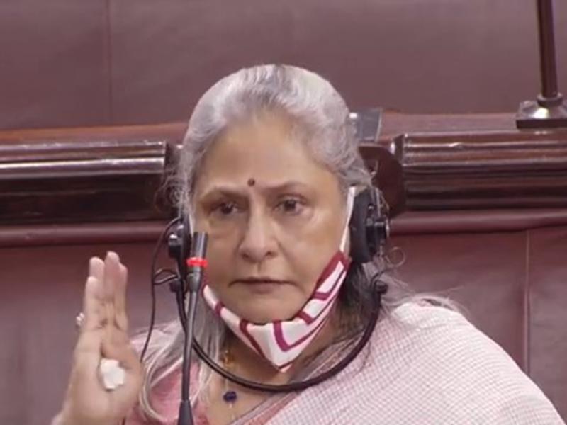 'जिस थाली में खा रहे, उसी में छेद कर रहे', Jaya Bachchan के इस बयान पर सोशल मीडिया में आई ऐसी रिएक्शन्स