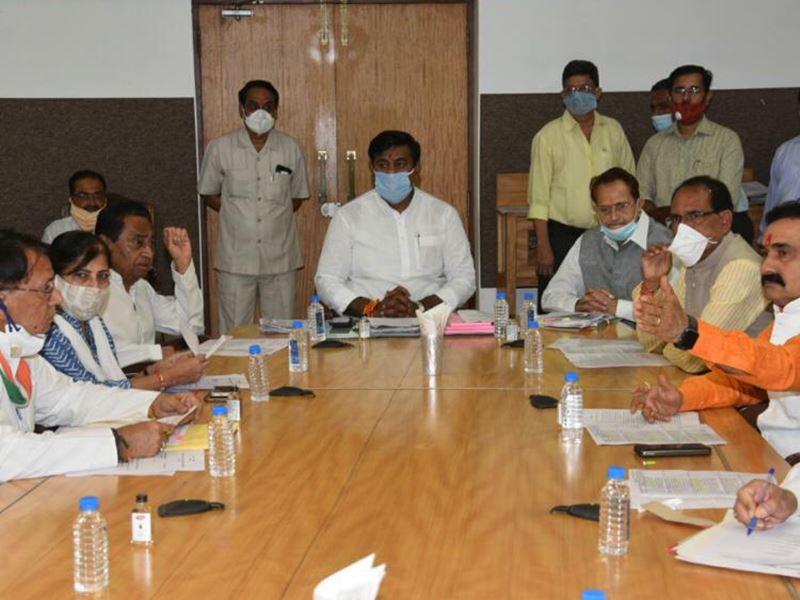 MP Vidhan Sabha : 21 सितंबर को होने वाले विधानसभा सत्र में नहीं होगा अध्यक्ष का चुनाव