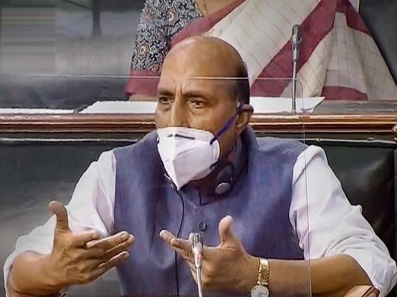 Rajnath Singh on China Live: रक्षा मंत्री राजनाथ बोले, चीन से निपटने को तैयार, जवानों के हौसले बुलंद