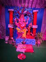 बीएनपी में भगवान श्री गणेश की आरती