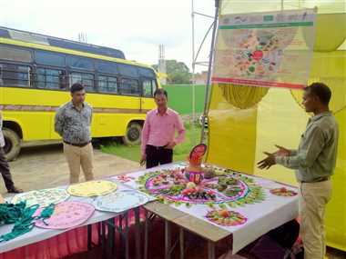 श्योपुरः जिले को सुपोषित करने की ली शपथ