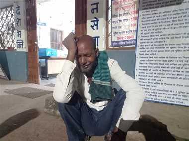 महाराजपुरा रोड से युवक का अपहरण कर ले गए बोलेरो से आए बदमाश