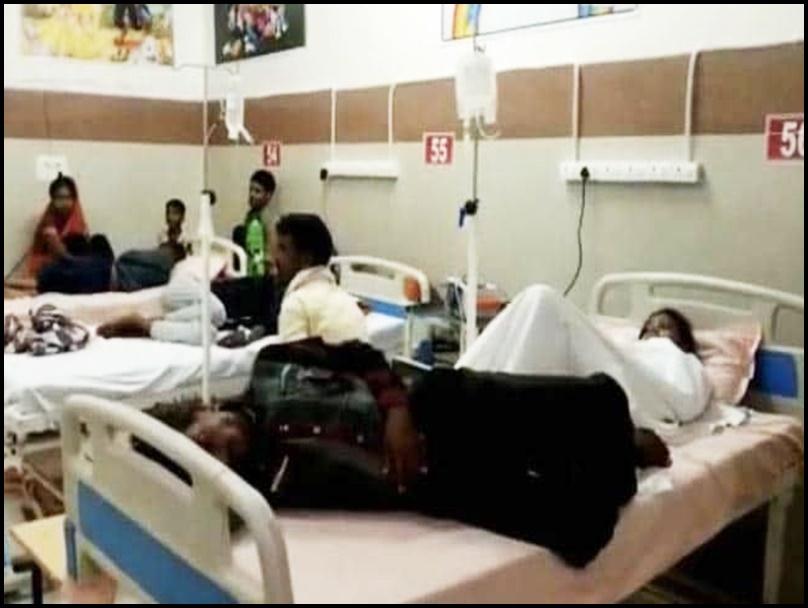 UP Dengue Update: लखनऊ से गाजियाबाद तक बुखार में तप रहे लोग, फिरोजाबाद में 160 से ज्यादा मौतें