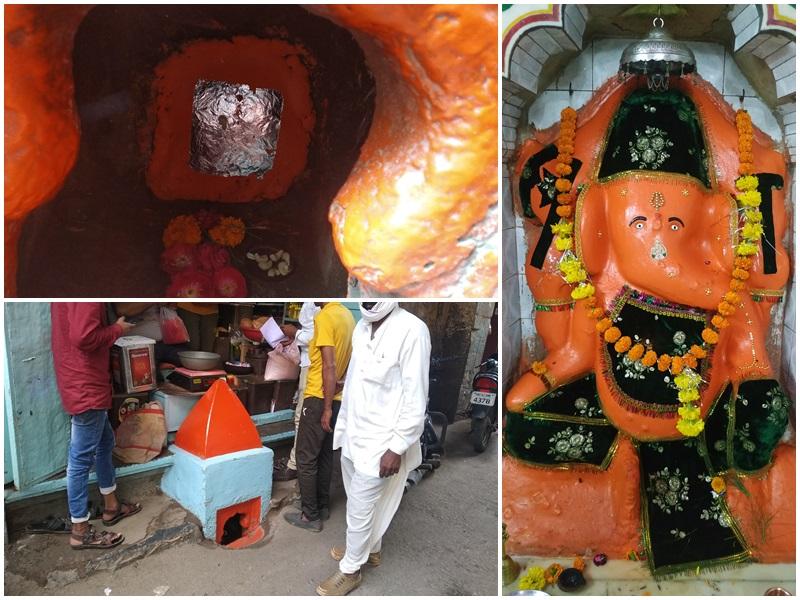 Ganeshotsav 2021: शाजापुर में सवा हाथ का मंदिर, चार हाथ के गणपति तो महेश्वर में आस्था का केंद्र है गोबर गणेश मंदिर