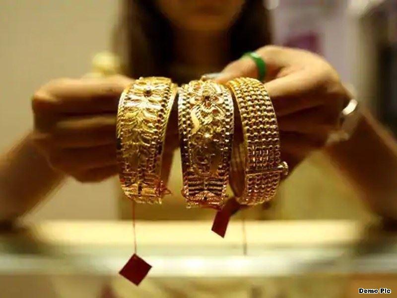 Gold and Silver Price in MP: विदेशी वायदा टूटने से सोना-चांदी में गिरावट