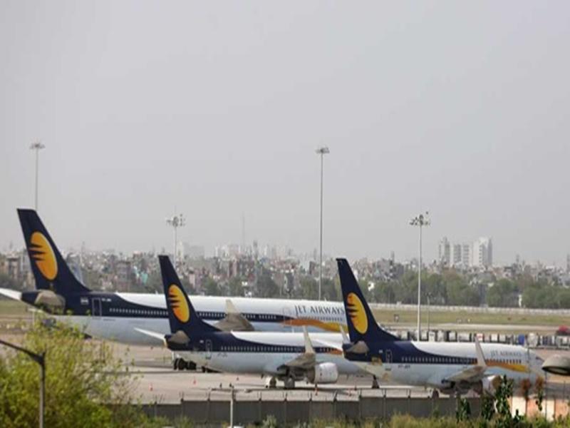 Flight From Indore: जेट एयरवेज के नेटवर्क का प्रमुख शहर था इंदौर