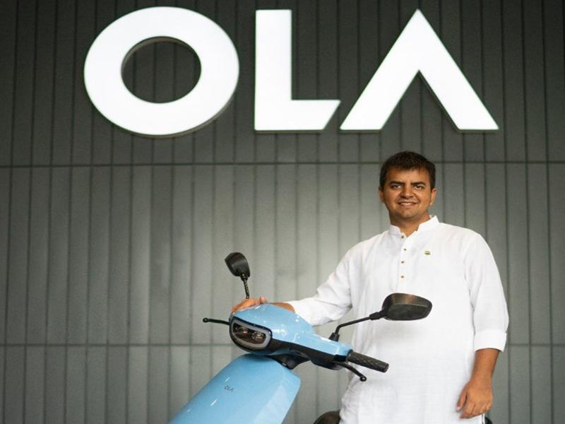 OLA ने शुरु की अपने इलेक्ट्रिक स्कूटर S1 की बिक्री, अभी सिर्फ ऐप से ही होगी बुकिंग