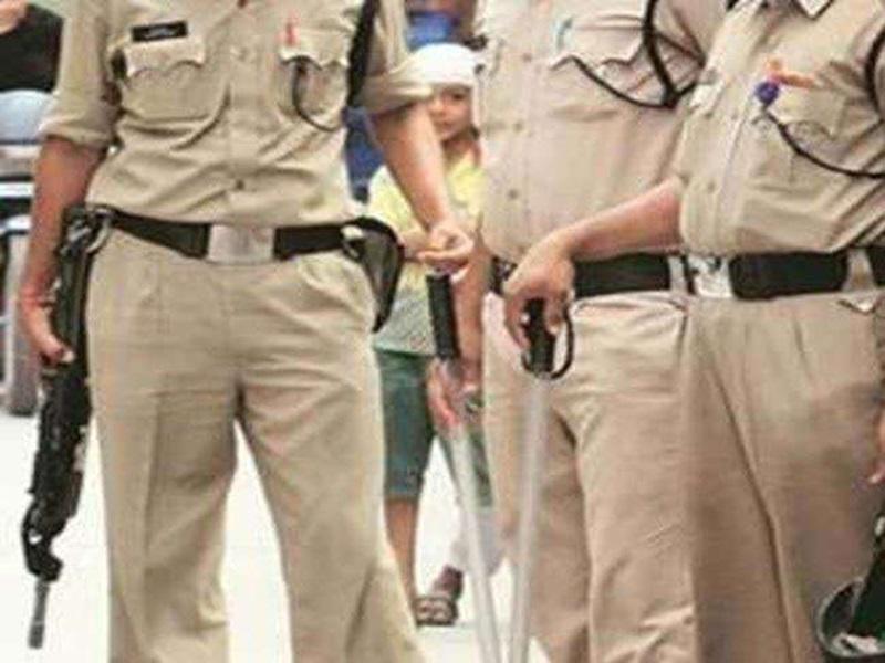 मध्य प्रदेश में त्योहार और केंद्रीय गृहमंत्री अमित शाह की यात्रा को देखते हुए हाइअलर्ट पर पुलिस