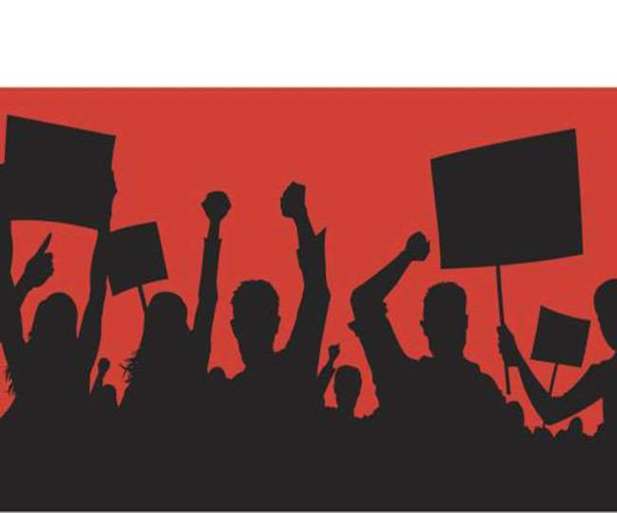 Rail Stop Movement: राउरकेला में श्रमिक संगठन का रेल रोको आंदोलन, अहमदाबाद समेत कई ट्रेनें देर से पहुंचेंगी बिलासपुर