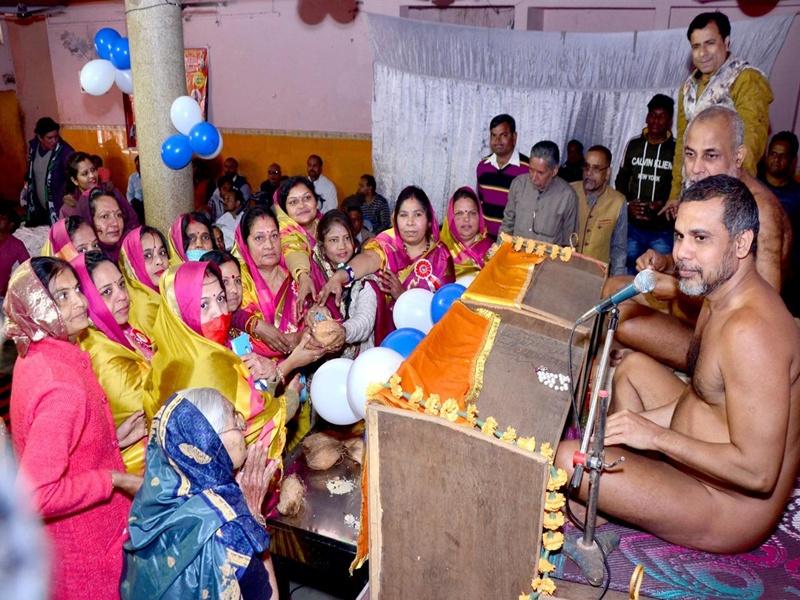 आचार्यश्री तुलसी ने अपने पुरुषार्थ से पूरी सदी को उजाला दया
