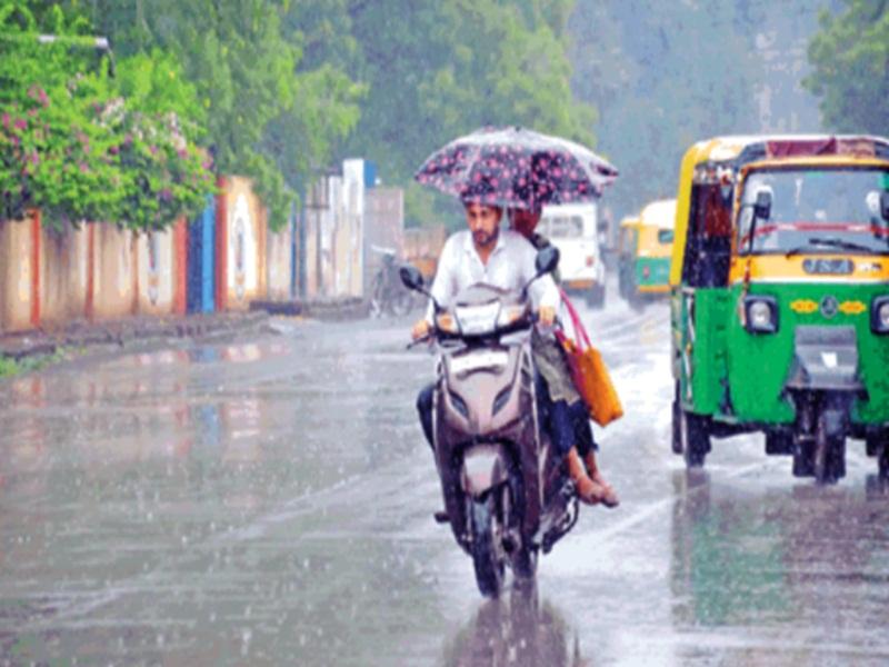 Gwalior Weather Report: जबलपुर सागर के बीच कमजोर पड़ने लगा सिस्टम, छाए बादल, ग्वालियर में शाम काे बारिश के आसार
