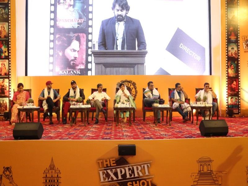 Bhopal Entertainment News: अपने संस्कारों को साथ लिए फिल्म लाइन में करियर बनाएं युवा : ऊषा ठाकुर