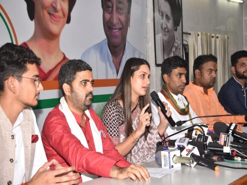 MP Politics News: यंग इंडिया के बोल कार्यक्रम के जरिये युवाओं के लिए मंच तैयार करेगी युवा कांग्रेस