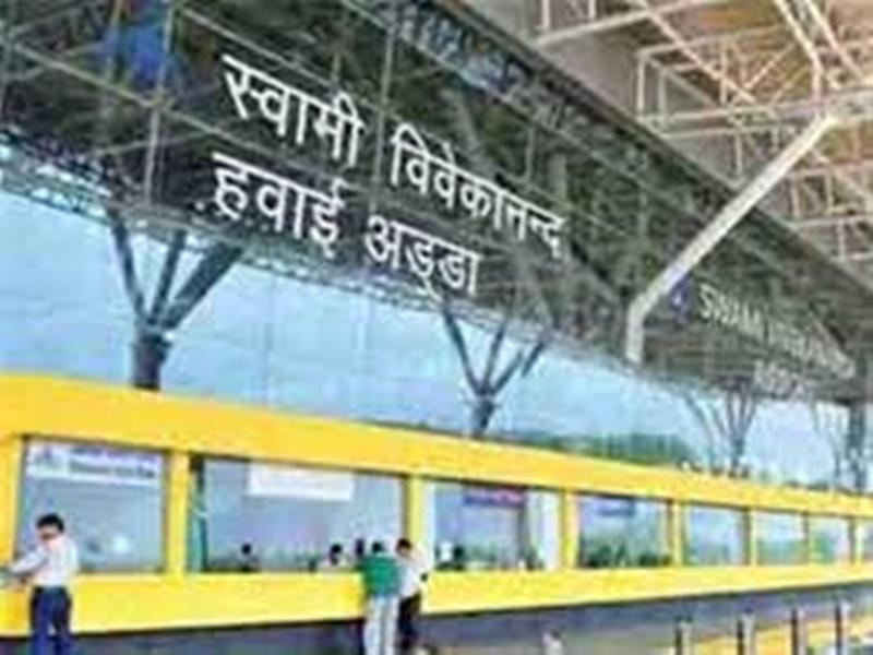 Raipur Airport : सिर्फ 6 माह में हवाई यात्रियों की संख्या 12 लाख के पार