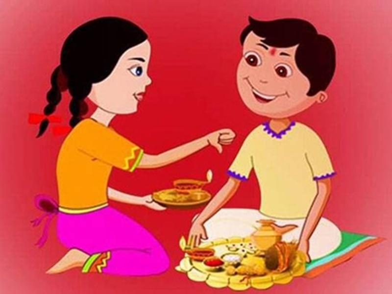 Bhai Dooj 2020: भाई दूज पर इन Images, Wishes, Wallpapers, Quotes, SMS, WhatsApp and Facebook status से दें शुभकामनाएं