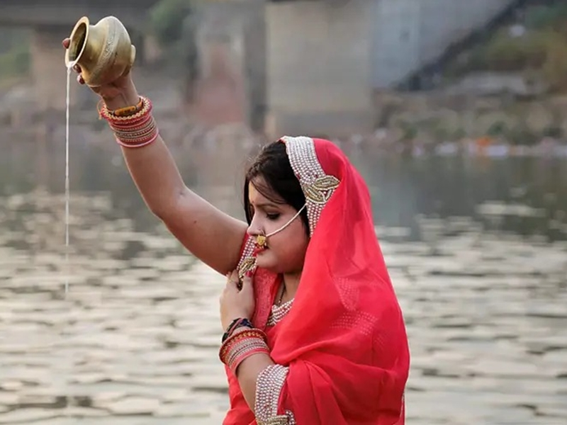 Chhath Puja 2020 Date and Time Chhath festival will start from November 20  know the time of sunrise and sunset