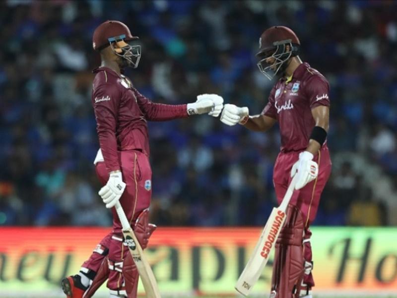 India vs West Indies 1st ODI: हेटमायर और होप ने वेस्टइंडीज को सीरीज में दिलाई बढ़त