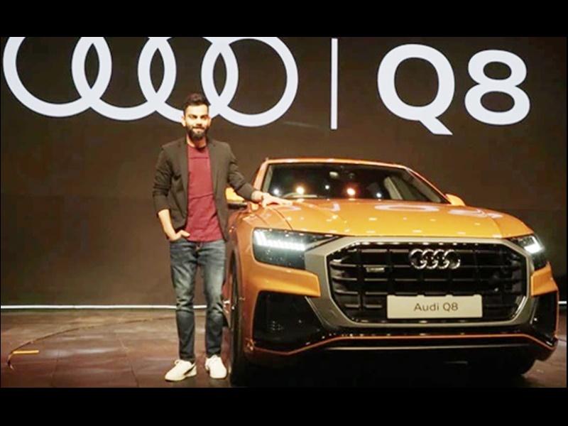 Virat Kohli ने खरीदी देश की ये पहली लग्जरी कार, जताई Anushka Sharma को घुमाने की इच्छा