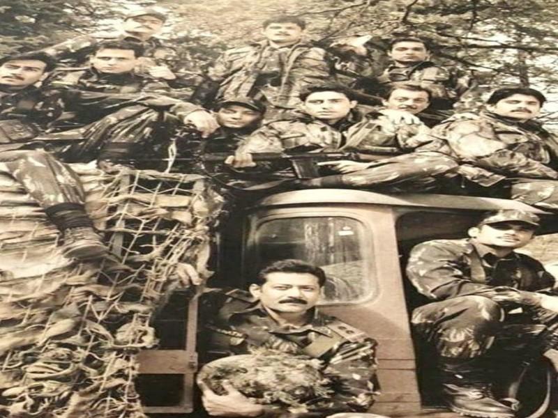सुनील शेट्टी ने Army Day पर पुरानी फोटो शेयर कर दी इंडियन आर्मी को बधाई